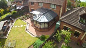 Conservatory double glazing harrogate