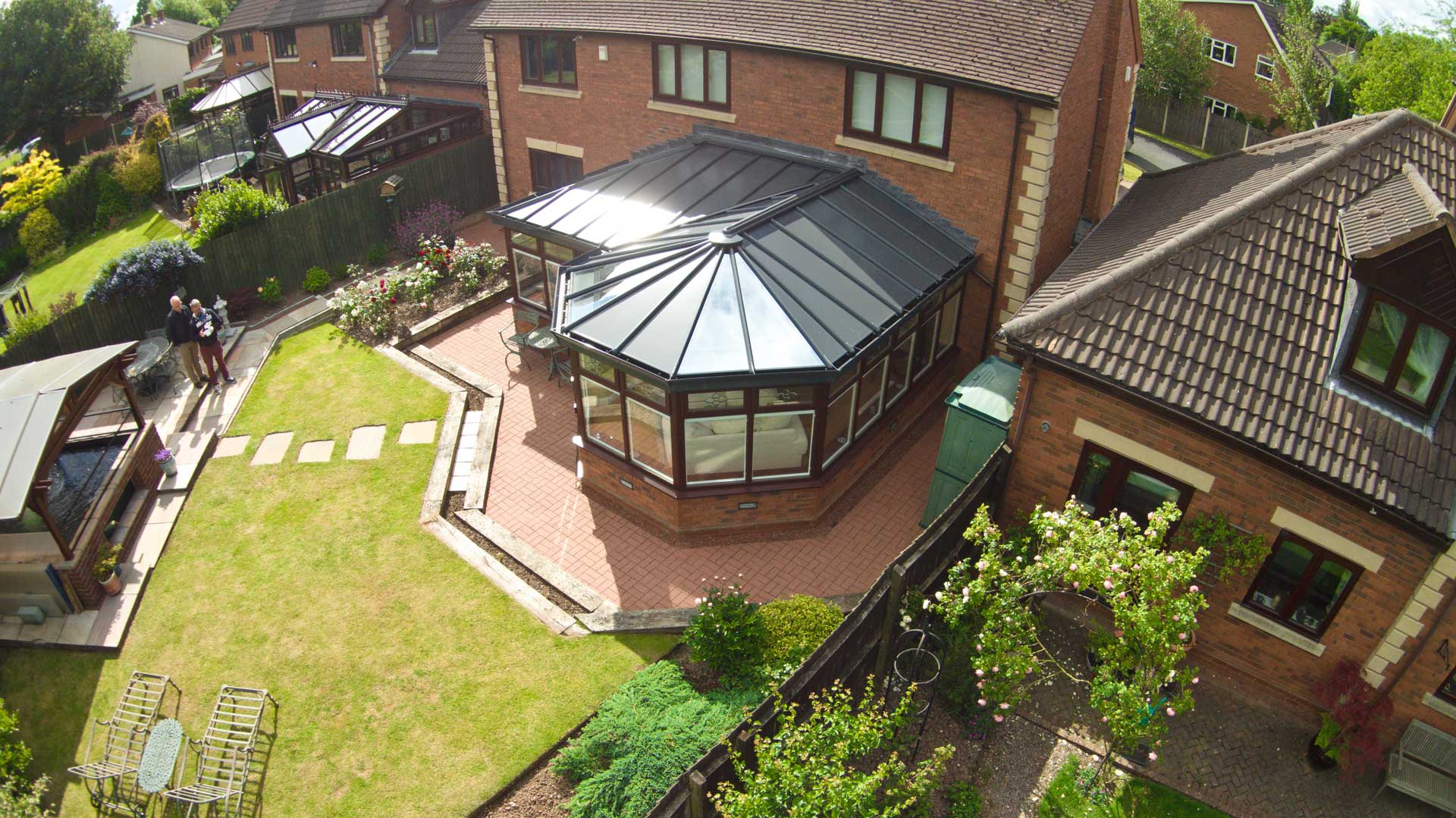 Conservatory double glazing harrogate