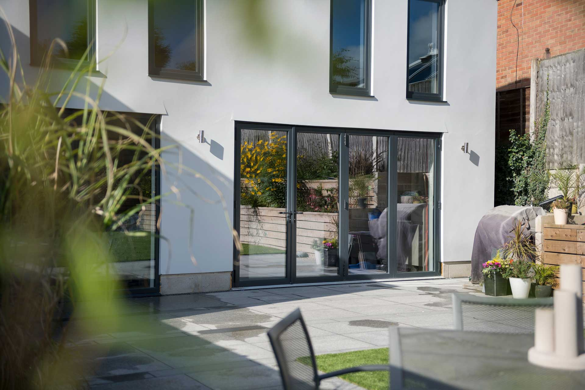 Aluminium Doors double glazing Harrogate