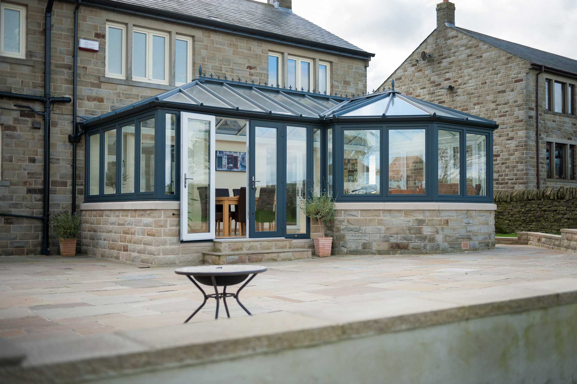 Double glazed Conservatory harrogate