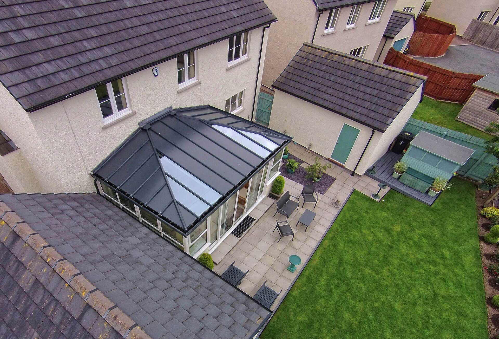 double glazed Conservatory Roofs harrogate