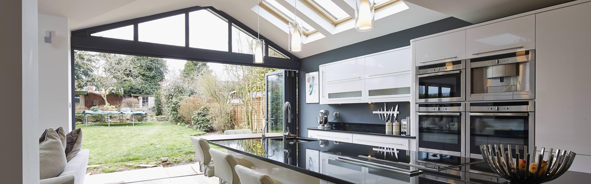 Aluminium Bi-Fold Doors Harrogate