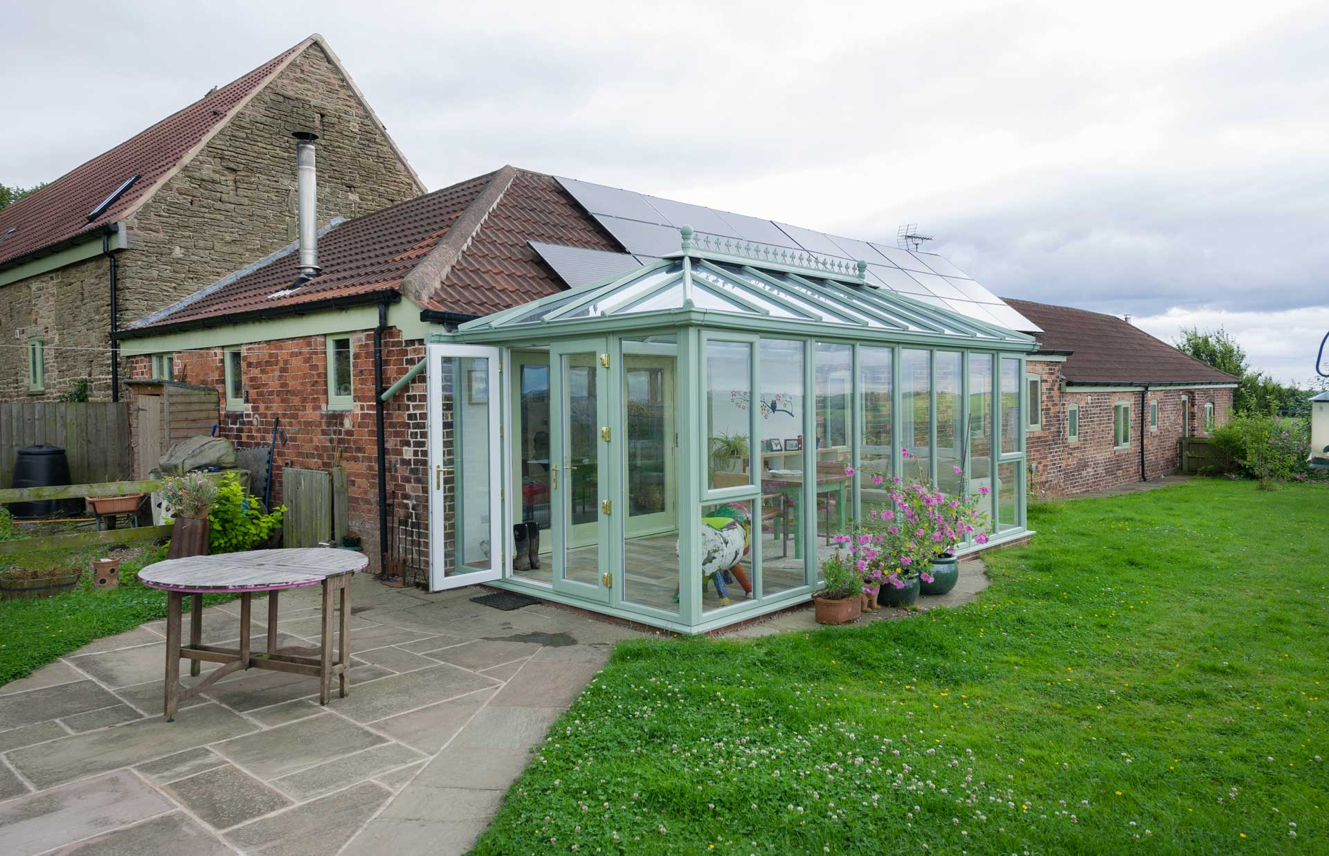 conservatories near me Northallerton