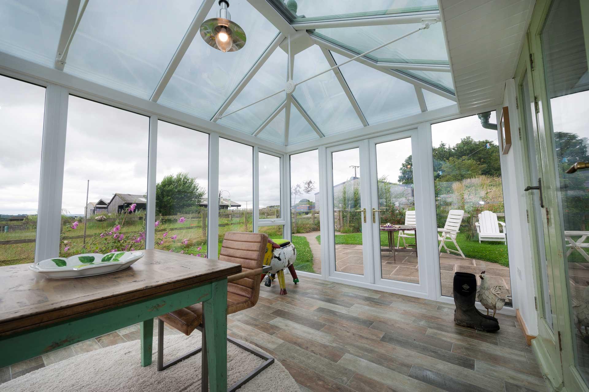 conservatories styles Northallerton