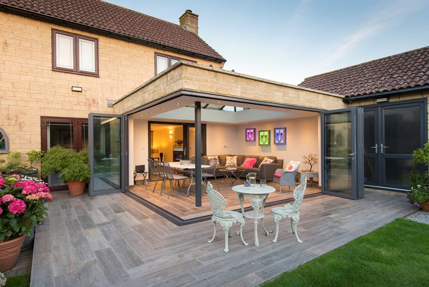 aluminium bi-fold doors installers darlington