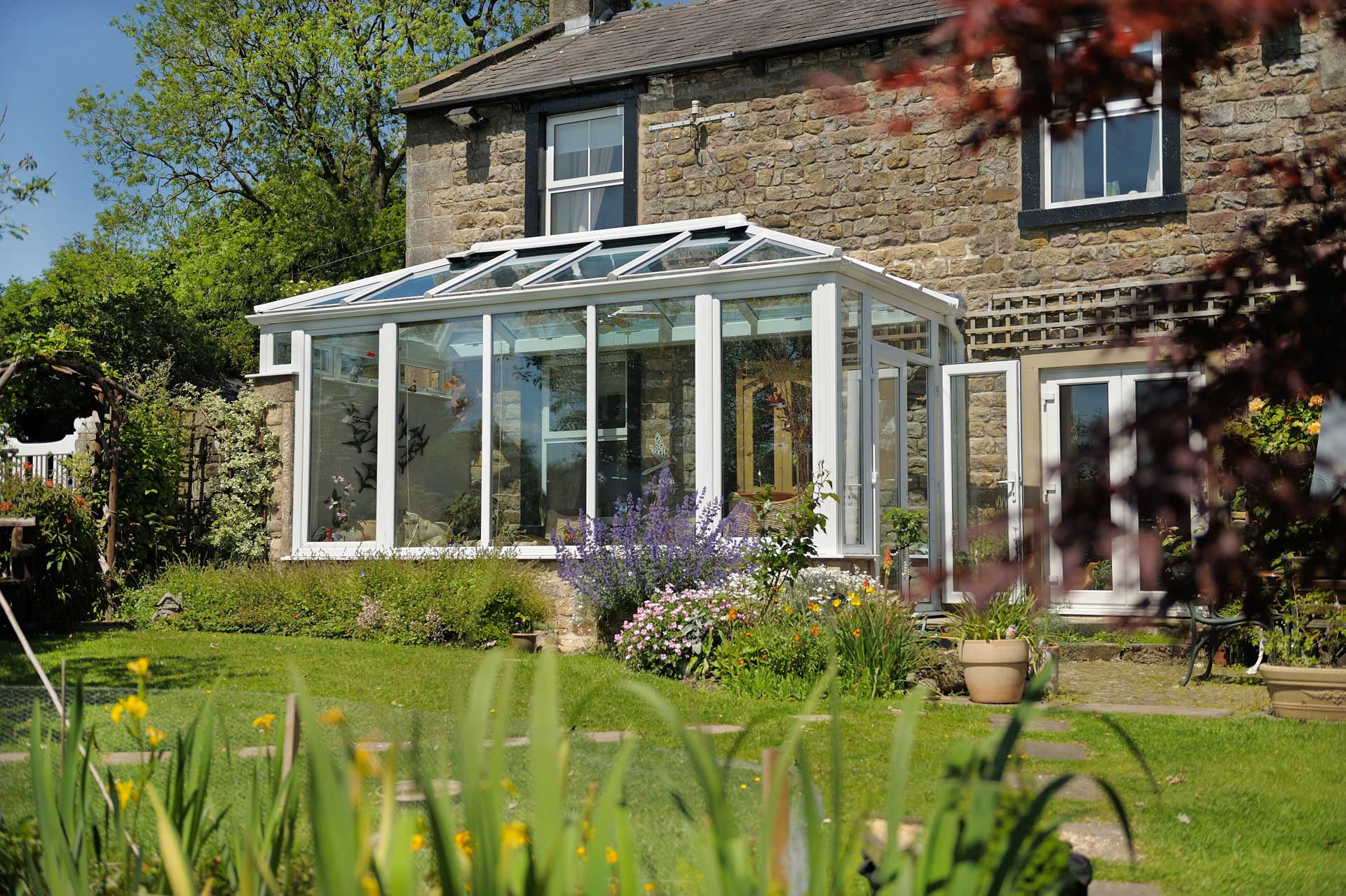 double glazed conservatories richmond yorkshire
