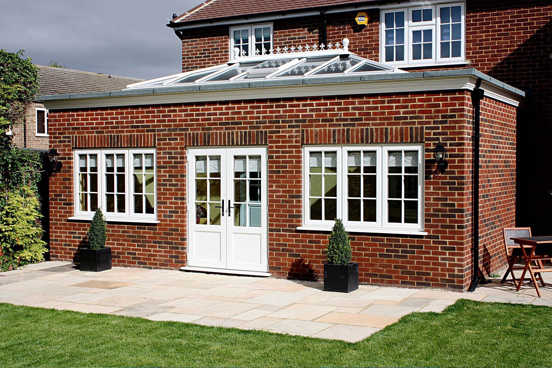 orangeries with double glazing richmond yorkshire