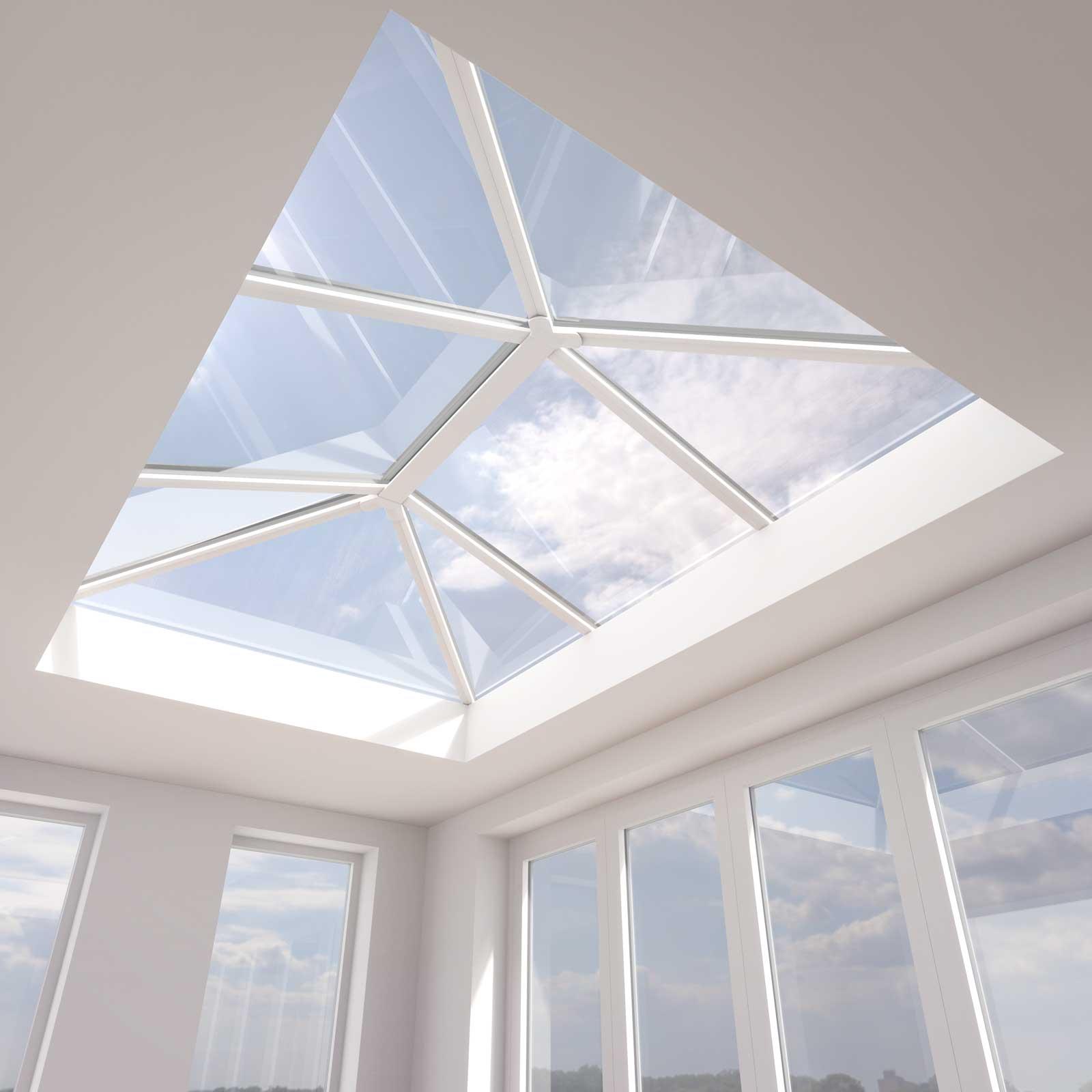 double glazed roof lanterns richmond yorkshire