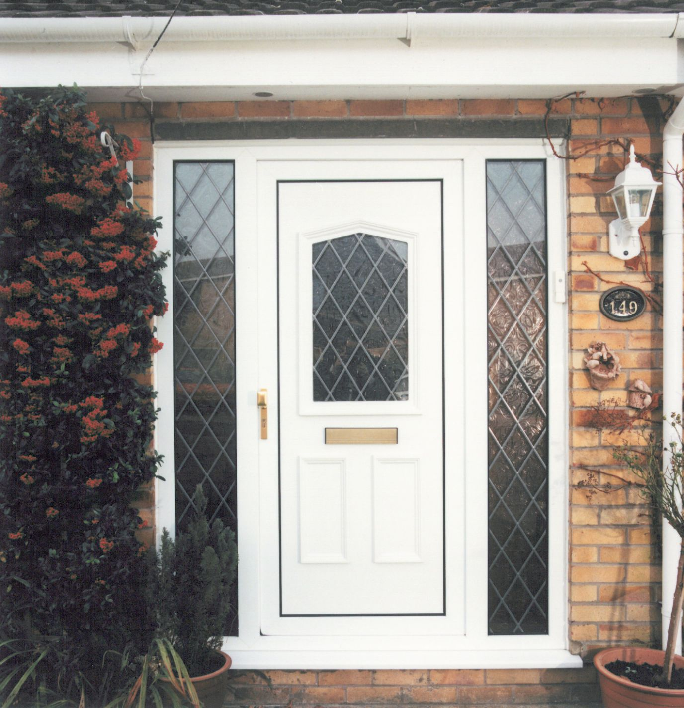 upvc doors cost darlington