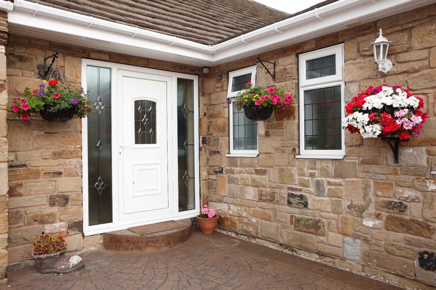 uPVC back doors darlington