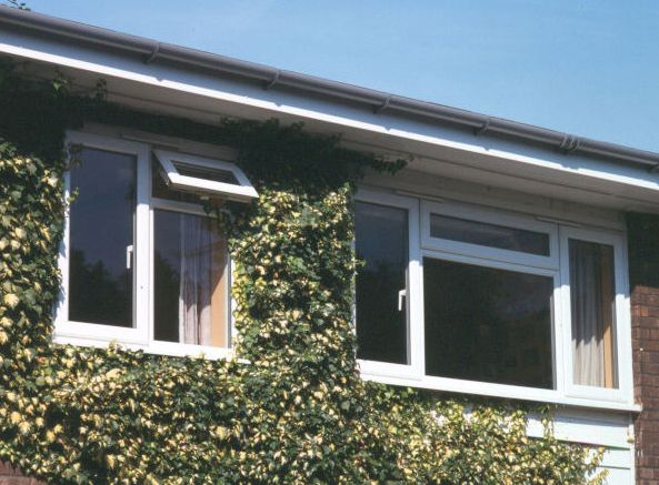 Small casement windows darlington