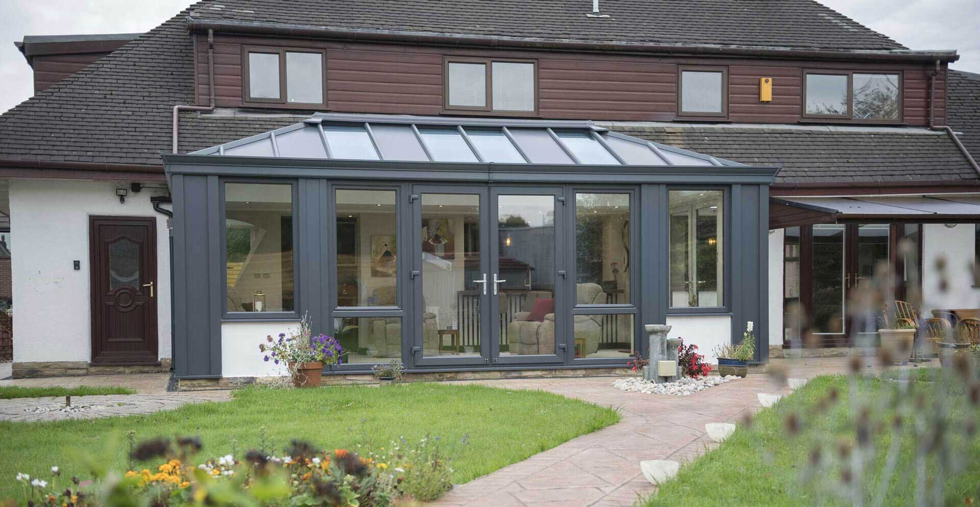 Solid Roof Conservatory Thirsk